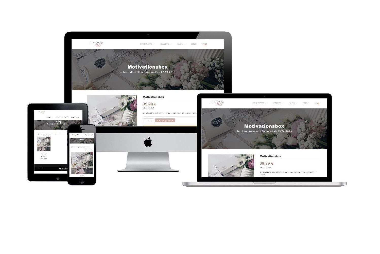 Online-Shop itsonlyme